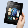Amazon прорекламировала Kindle Fire HD при помощи iPad Mini