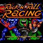 Rock and roll music from «Rock N' Roll Racing»