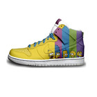 Метаморфозы белых кроссовок Nike