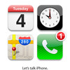 "Презентация iPhone 4S ""Let's talk iPhone"""