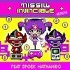 "Missill - ""Invincible"" feat Spoek Mathambo"