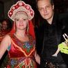 Звезды отметили Хеллоуин по-русски