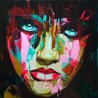 Красочные портреты Франсуазы Нилли
