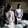 Съёмка: Кутюр Valentino в итальянском Vogue