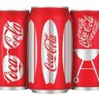 Новый дизайн банок Coca-Cola