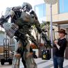Адам Сэвидж представил на Comic-Con робота-гиганта