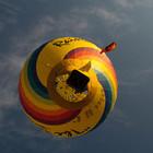 Соревнования на Тепловых Аэростатах в небе Дмитрова