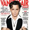 Обложки: Vanity Fair и GQ