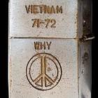 Zippo времен вьетнамской войны