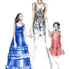 Дизайн одежды для Мишель Обамы