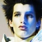 Лицо моды Julian Hennig