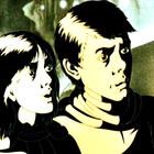 Персонажи фантастического мультфильма «Перевал»