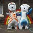 Венлок и Мандевилль - новые талисманы олимпиады 2012