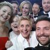 Селфи актёров на «Оскаре» установило рекорд по ретвитам