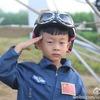 5-летний китаец стал самым юным пилотом в мире