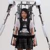 В Японии разработали новый сверхлёгкий экзоскелет