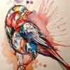 Птицы Abby Diamond