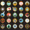 Инфографика показала всех победителей «Оскара»