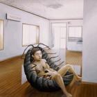 Творчество японского сюрреалиста Tetsuya Ishida