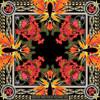 Полная версия оформления альбома Канье Уэста и Jay-Z работы Риккардо Тиши