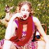 Архивная съёмка: Эллен фон Унверт для немецкого Vogue, 2003