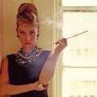 A. H. for Audrey Hepburn