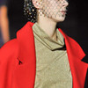 Cyrille Gassiline FW 2012: Парча и скрытые за масками лица