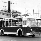 Первые троллейбусы
