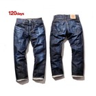 Levis: Imprint. «Быстро стареющие» джинсы Levis