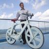 Израильский инженер создал суперпрочный велосипед из картона
