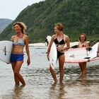 Серфинг вместо фитнеса!