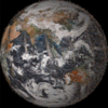 NASA опубликовало «глобальное селфи Земли»