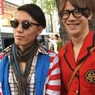15 стильных пар c улиц Токио