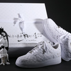 Michael Lau x Nike 1World Air Force 1 Project