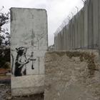 Banksy в Вифлиеме. Искусство и барьер