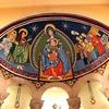 Стрит-арт-художники расписали католическую церковь