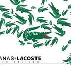 Lacoste изменяет логотип