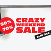 Crazy Weekend Sale @ FOTT