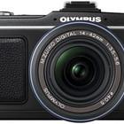 Камера в ретро стиле от Olympus