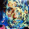 Абстрактные мужские портреты Эндрю Сальгадо