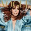 Обложка: Флоренс Уэлш для британского Vogue