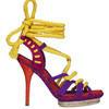 Модные тренды Весны 2011 - насыщенность цвета