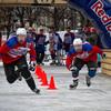 Red Bull Crashed ICE отборочный этап (Москва, Парк Горького)