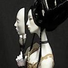 Авторские куклы Лены и Кати Поповых