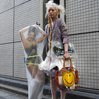 Street fashion from Tokyo