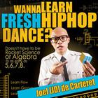 Project818: Joel de Carteret мастер-классы по хип-хопу