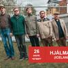 Регги-викинги Hjalmar (Исландия) возвращаются с большим концертом