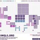 Uniqlo Grid – концептуальная безделушка