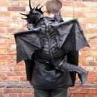 У вас дракон на спине