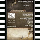 CAMERA OBSCURA. arthouse festival